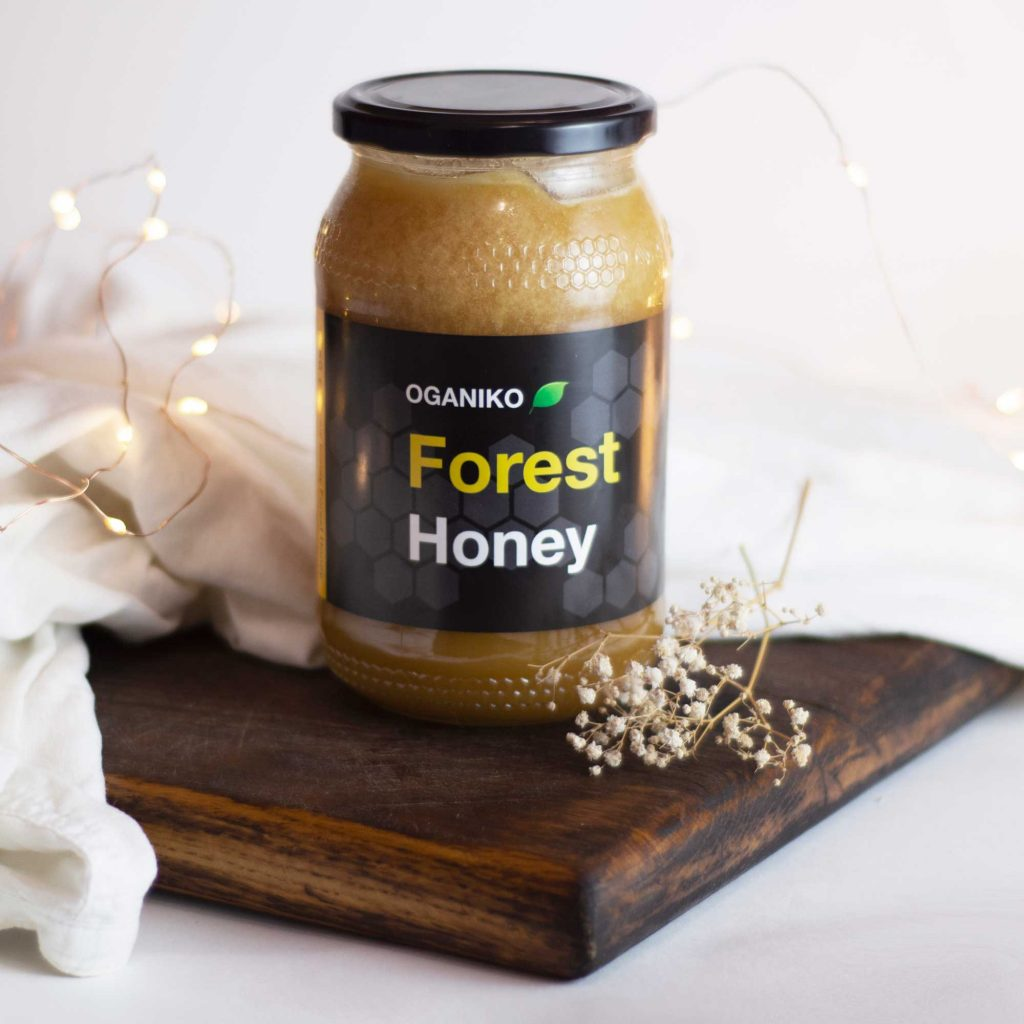 OGANIKO Forest Honey