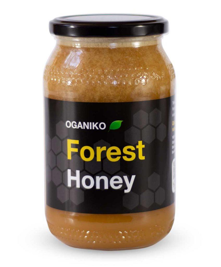 OGANIKO Forest Honey